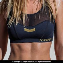 "Do or Die ""Hyperskin"" Womens Bra"